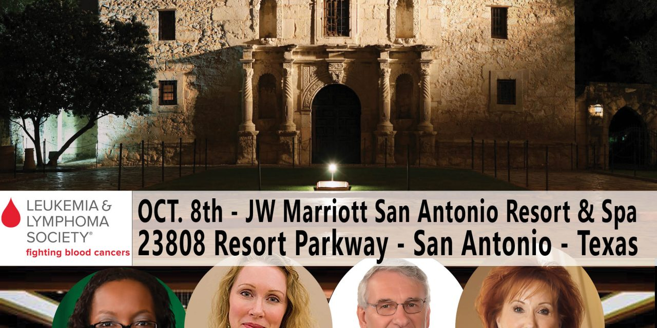 National REI Educators Unite to Raise Awareness for the Leukemia Lymphoma Society in San Antonio, TX – Event Co-Hosted by Realty411