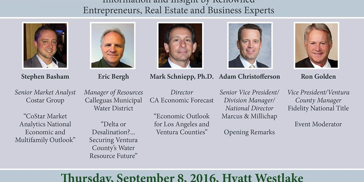Join Us for This Commercial Real Estate Event in Westlake Village