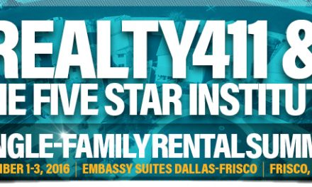 Single-Family Rental Summit in Texas – Get Discounted Tickets Here!