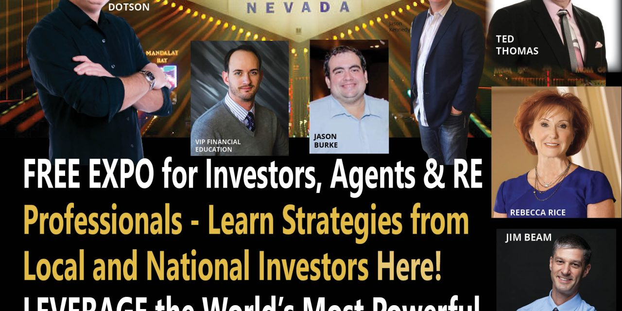 REALTY411 Spotlights Private Finance, Rehabs, Leverage and Quick Profits at their Las Vegas Real Estate Conference & Breakfast Mixer