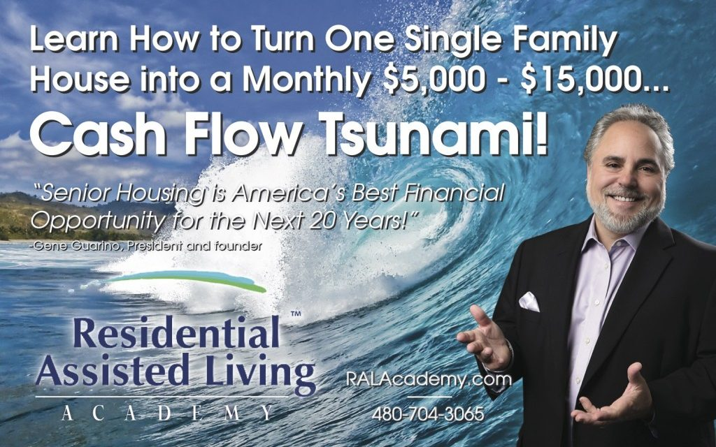 Online Training with  Gene Guarino, the founder of the Residential Assisted Living Academy