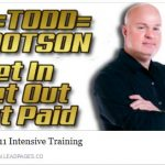 7 Days Till Your Next Investment – Todd Dotson's Training in Texas