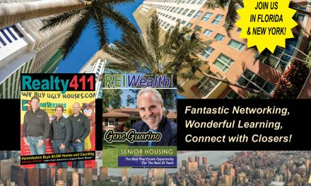 Get the Latest Scoop on Our East Coast Real Estate Expos – It's On Us.