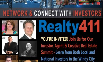 Chicago Cashflow Conference – Network with Real Estate Investors, Private Lenders & Entrepreneurs